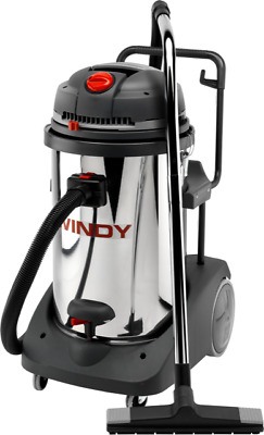 Lavor Heavy Duty Wet & Dry Vacuum Cleaner - Windy 378