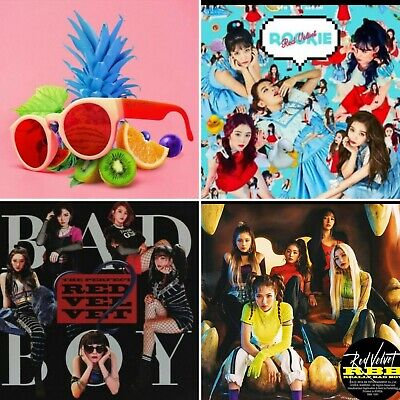Red Velvet Album: Red Summer Bad Boy Perfect Rookie (Select) [Kpoppin Usa]