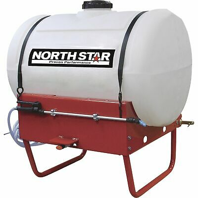 NorthStar 3-Pt. Broadcast and Spot Sprayer - 55 Gallon, 2.2 GPM, 12 Volt