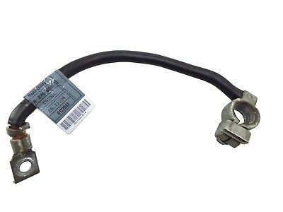 08-09 Pontiac G8 Trunk Mounted Battery Cable GROUND NEGATIVE Holden 92213567