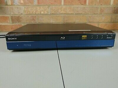 Sony BDP-S301 Blu-ray Disc Player HDMI Full 1080p