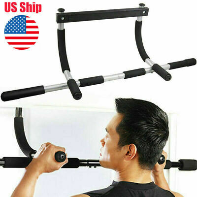Doorway Chin Up Bar Pull Up Bar Sit Up Multi-Function Home Gym Usa