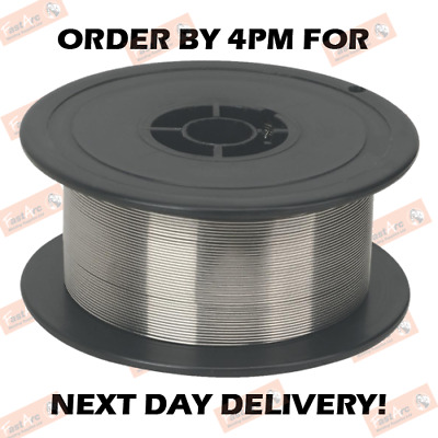 Gasless Mig Wire 0.9Mm .45Kg Flux Cored Self Shielding Welding Next Day Delivery