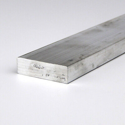 "1"" x 6"" Aluminum Rectangle Bar 6061-T6511-Extruded : 48.0"""