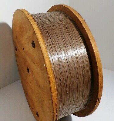 Teflon insulated 30 AWG (American Wire Gauge) mil-spec wire (50 foot lots)