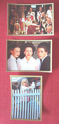 DIANA PRINCESS OF WALES STICKER ALBUM EMPTY