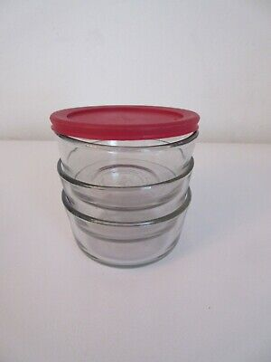 Anchor Hocking 30/% STRONGER 1 7 cups or Assorted replacement cover lid 4 2