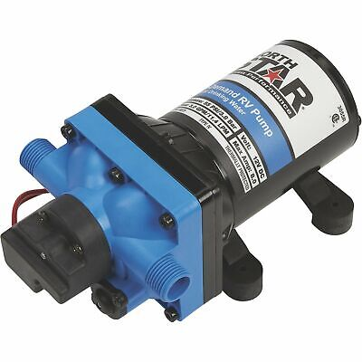 NorthStar 12 Volts On-Demand RV Pump - 3.0 GPM, 1/2in. NPS-M Ports