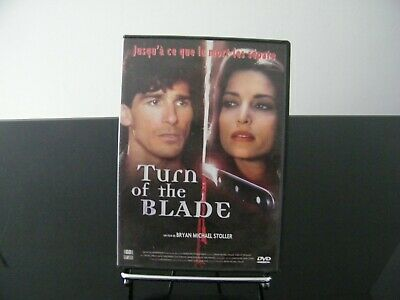 Dvd Comme Neuf Pas Sous Blister Turn Of The Blade