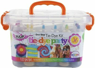 Tulip One-step Tie-Dye Party Kit NEW CRAFTS Kids DIY