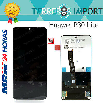 Pantalla LCD Display Tactil para Huawei P30 Lite MAR-LX1A Calidad Original