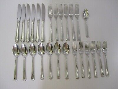 Lenox CHALFONT Stainless Flatware Choice Piece~