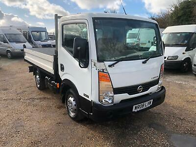 2008 Nissan Cabstar 34.11 dCi Basic Chassis Cab CHASSIS CAB Diesel Manual