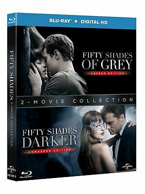 Fifty Shades: 2-movie Collection (Blu-Ray + Digital Download)
