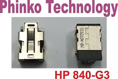 DC Power Jack Cable Charging Port for HP Elitebook 820 840 850 G3 640 650 G2