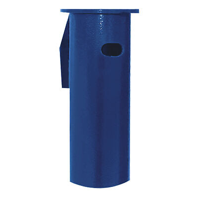 Paris Sight Furnishings 96 Cubic In Side Mounted Ash Receptacle Blue