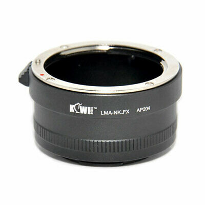 Promaster Camera Mount Adapter - for Nikon F to Fuji X