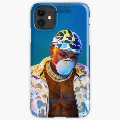 DaBaby - Blame It On Baby For iPhone Case X 6 7 S 8 Plus, DaBaby iPhone Case