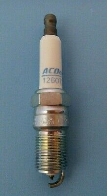 AC DELCO Platinum Spark Plugs SET 8 #41-993 (12607234)