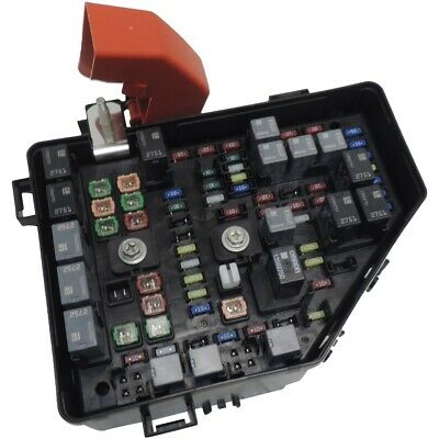 22933351 Loaded Fuse & Relay Box 2013-14 Buick Enclave with Towing Package