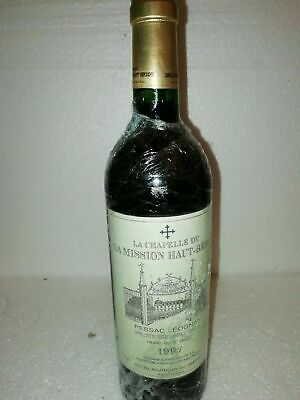 Château LA CHAPELLE DE LA MISSION HAUT BRION 1997, 2nd vin du Chateau Mission Ha