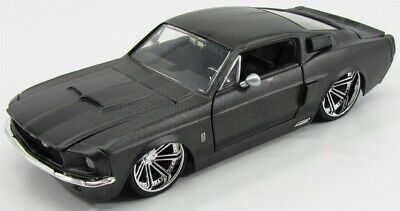 1/24 Jada - Ford Usa - Mustang Shelby Gt500 Kr Coupe Custom 1967