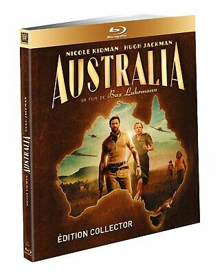 Australia [Edition Digibook Collector + Livret] // BLU RAY NEUF