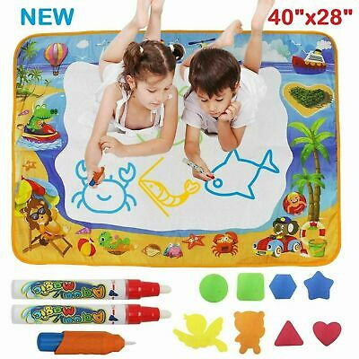Creative Educational Toys Drawing Mat for Kids Age 3 to 8 Years Old Boys Girls