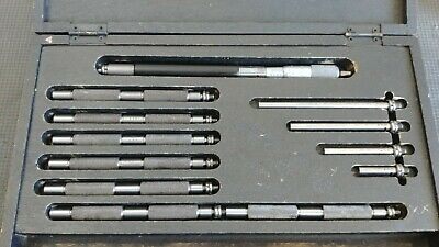 """Moore & Wright Inside Micrometer 8 - 45"""" (Lot.830)"""
