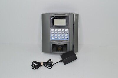 AccuTime Maximus MXS Time & Attendance Time Clock Biometric Scanner Ceridian