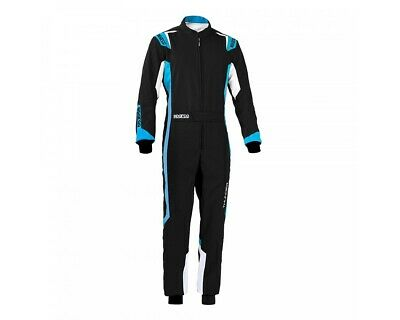 Go Kart Sparco Thunder Suit Adult Karting Race Racing