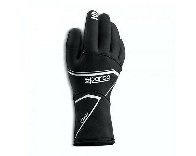Go Kart Sparco Record WP Water Resistant Gloves Karting Race Racing