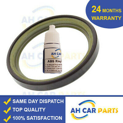 ABS MAGNETIC RING /& ABS Ring retainer for NISSAN MODELS 2006-2013 Rear Drum