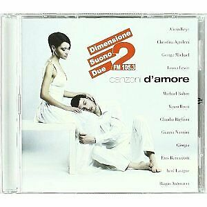 Canzoni D'amore. Rds 2 -2Cd   Pop-Rock Italiana