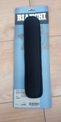 "Bianchi 8012 Patroltek Police Nylon Baton Holder for 16-26 inch - 2"" & 2 1/4"" be"