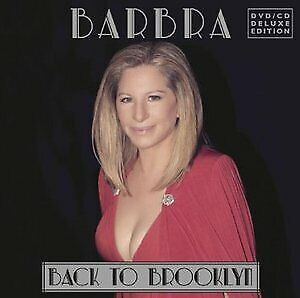 Barbra Streisand - Back To Brooklyn -Cd+Dvd