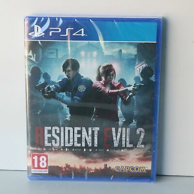Residente Evil 2 - The Remake - Sony PLAYSTATION 4 PS4 Gioco - Nuovo e Sigillato