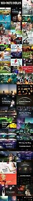 1000+ Photo Overlays, Bonfire Overlays, Starry Sky, Аurora Borealis Overlays