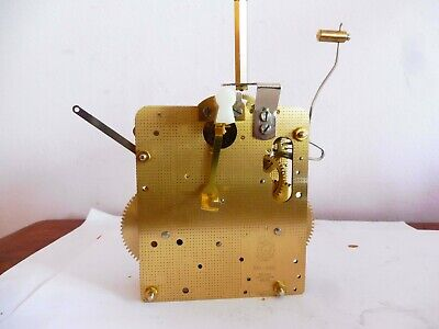 Early Unused German Franz Hermle & Son Striking Windup Clock Movement#141-080