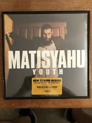 Matisyahu Youth Album Vinyl Record New & SEALED 2x LP Fantastic Cond. In Frame!