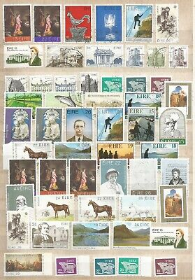 Ireland (Eire) A Nice Selection of Unmounted Mint and Used Stamps