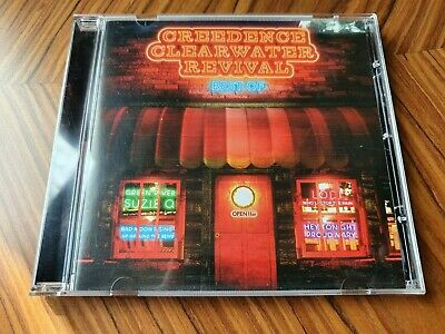 Creedence Clearwater Revival - Best of CD