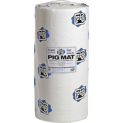 New Pig Oil-Only Medium-Weight Absorbent Mat Roll - 30in. x 150ft. Model#26400