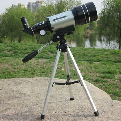 Professional Space Monocular Astronomic F30070M Refraction Telescope with Tripod