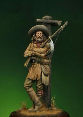 1//24 75mm Resin Soldier /& Old Woman Unpainted Unassembled 3032
