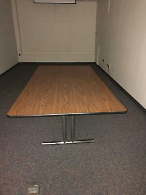 Large Conference Table / Desk 8' x 4'