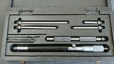 """Moore & Wright Inside Micrometer 8 - 18"""" (Lot.840)"""