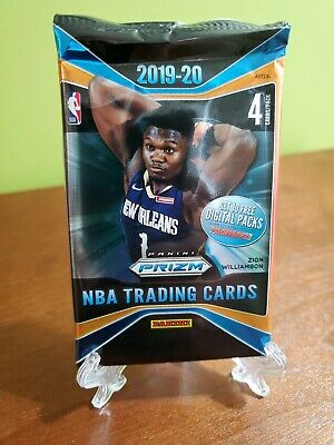 ⭐2019-2020 Panini Prizm Basketball Sealed Pack & Same Day 🆓️ Shipping