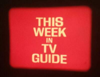 TV GUIDE - COMMERCIAL (1967) 16mm
