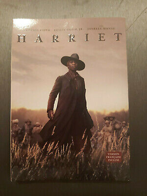 Harriet - DVD SIZE - SLIPCOVER ONLY, NO DISC